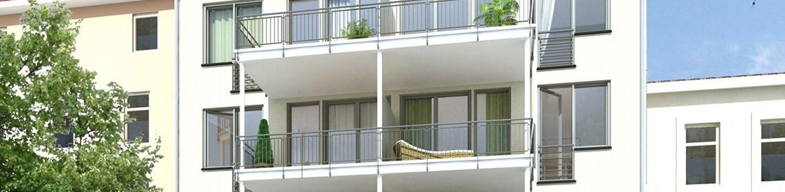"""Moderne """"offene"""" Eigentumswohnungen auf St. Pauli"""