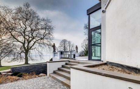Pinnau Villa, gebaut von Olaf Schindel