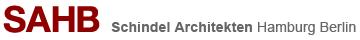 SAHB – Schindel Architects Hamburg Berlin Logo