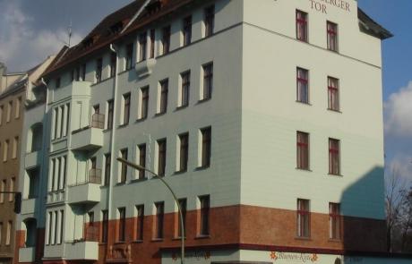 Wohngebäude mit Teilgewerbenutzung